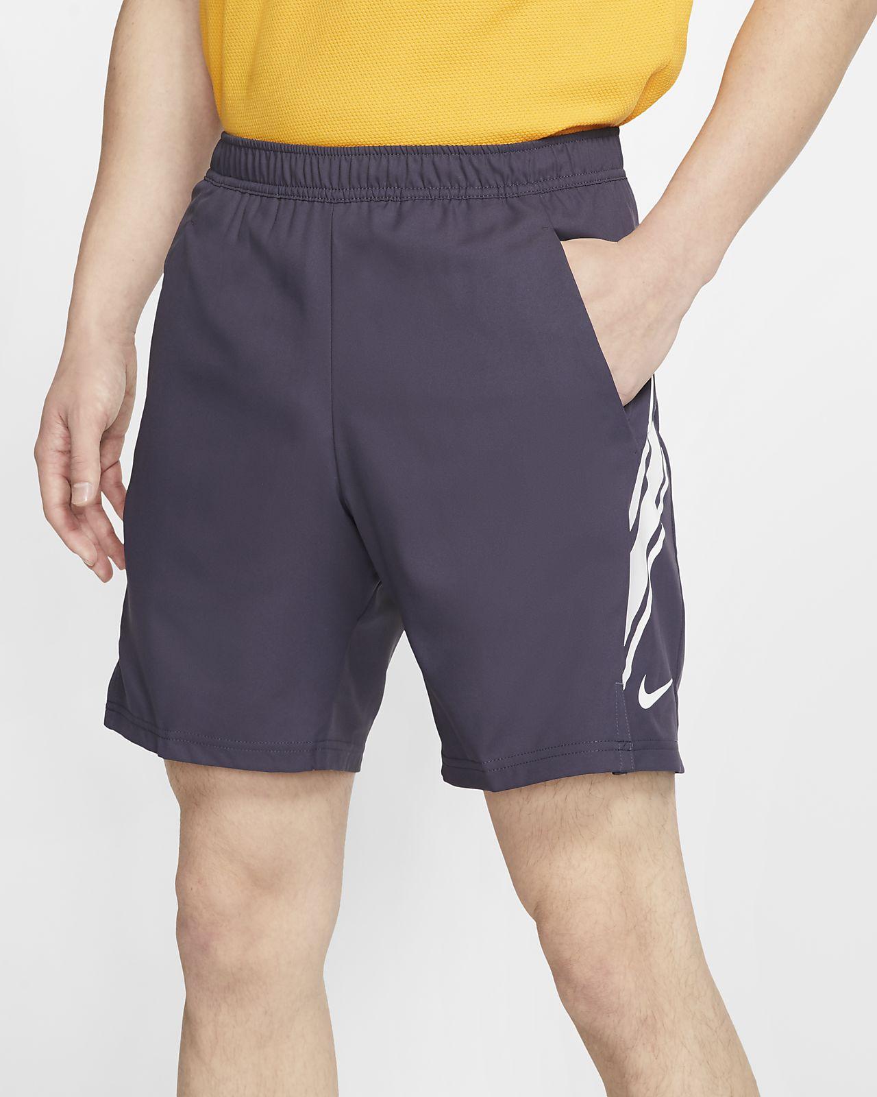 Pánské 23cm tenisové kraťasy NikeCourt Dri-FIT