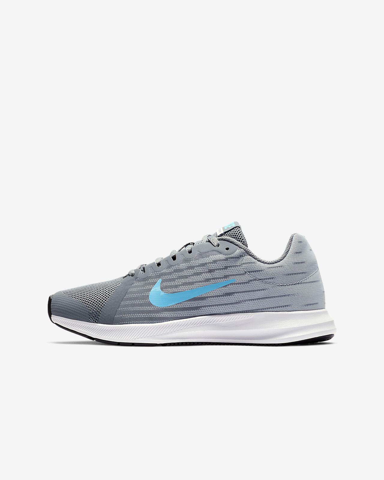 9580d3436b5 Calzado de running para niños talla grande Nike Downshifter 8. Nike ...
