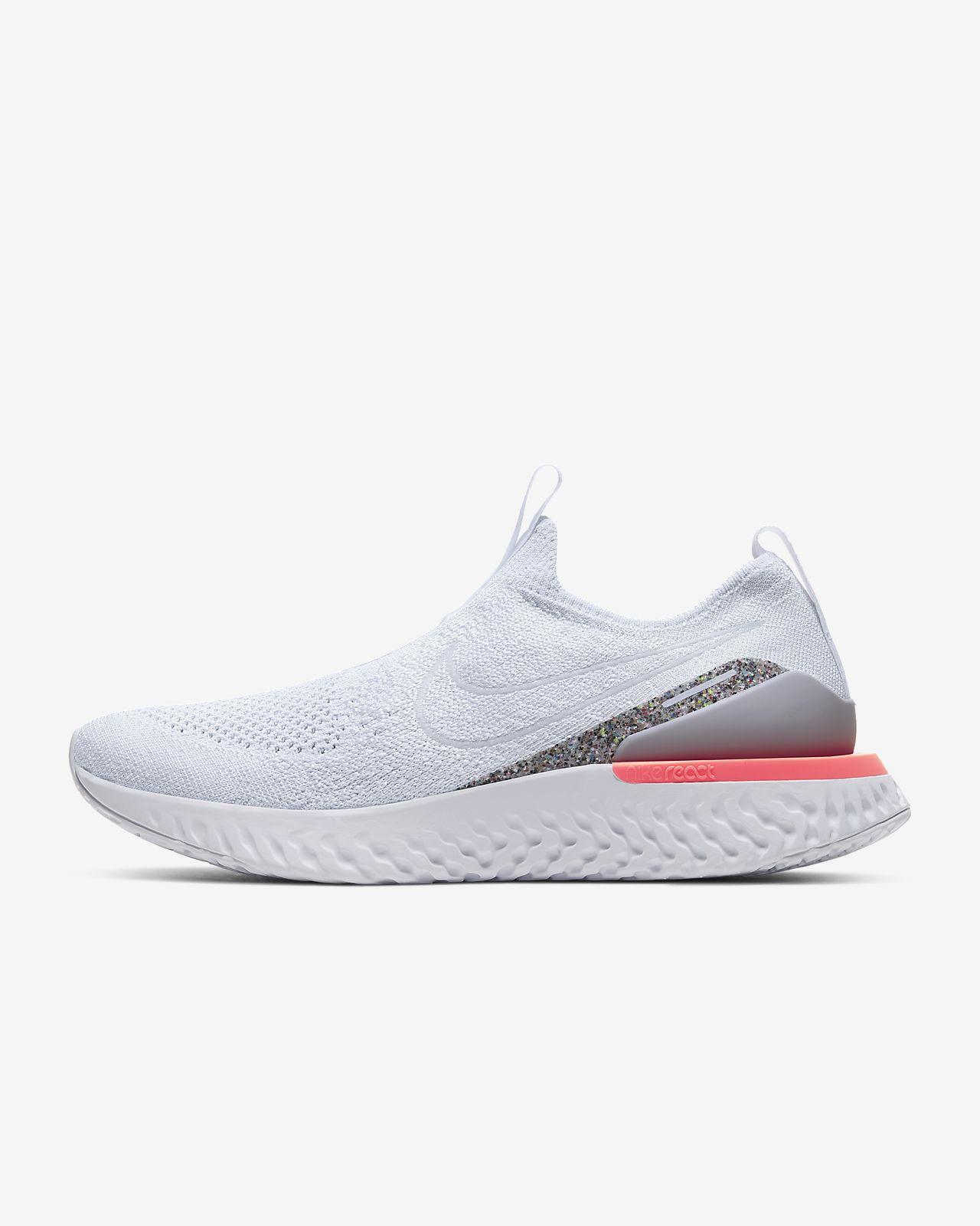 Löparsko Nike Epic Phantom React Flyknit Icon Clash för kvinnor