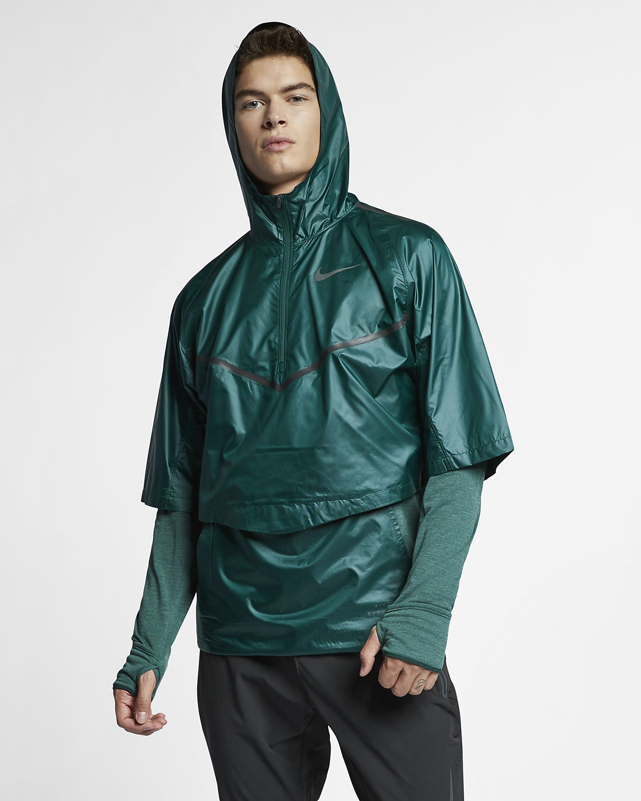 Prenda superior de running para hombre Nike Sphere Transform
