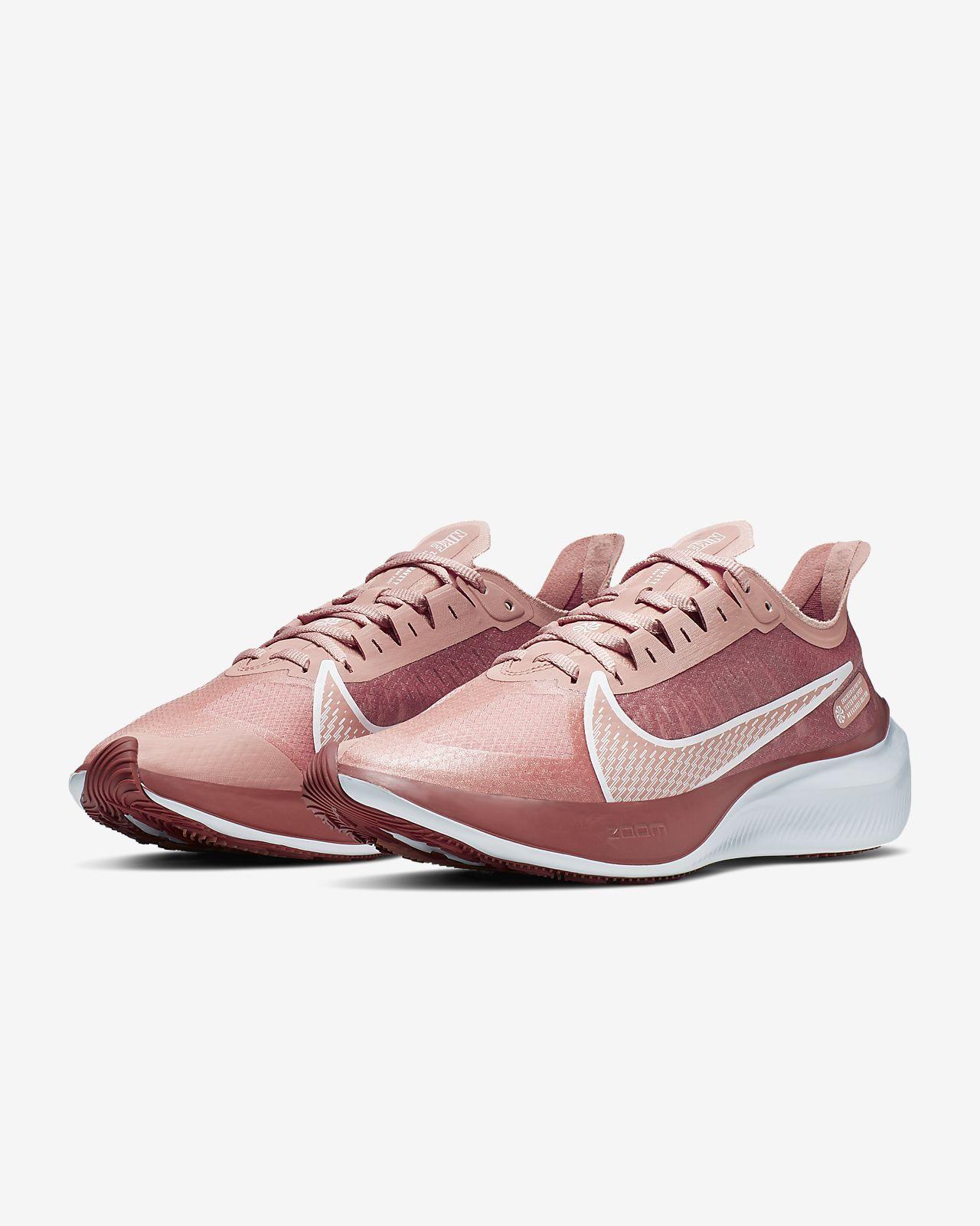 Nike Zoom Gravity Damen Laufschuh Pink Quartz
