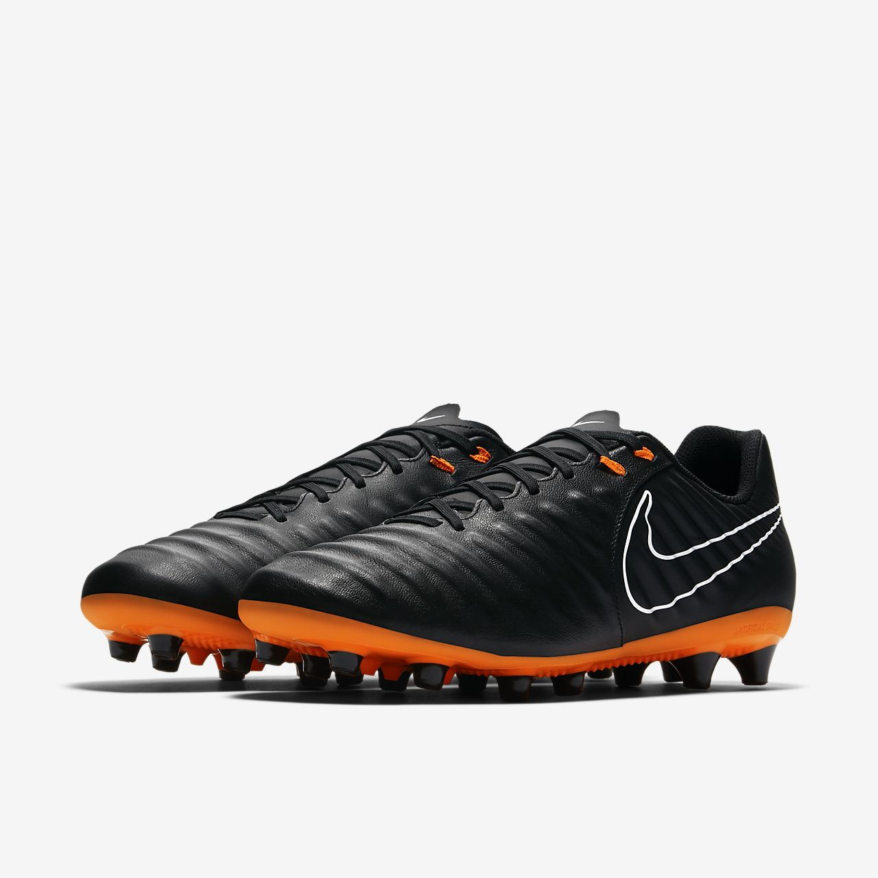 Nike Tiempo Legend VII AG-PRO Artificial-Grass Men's Football Boots Black/White uN2703D