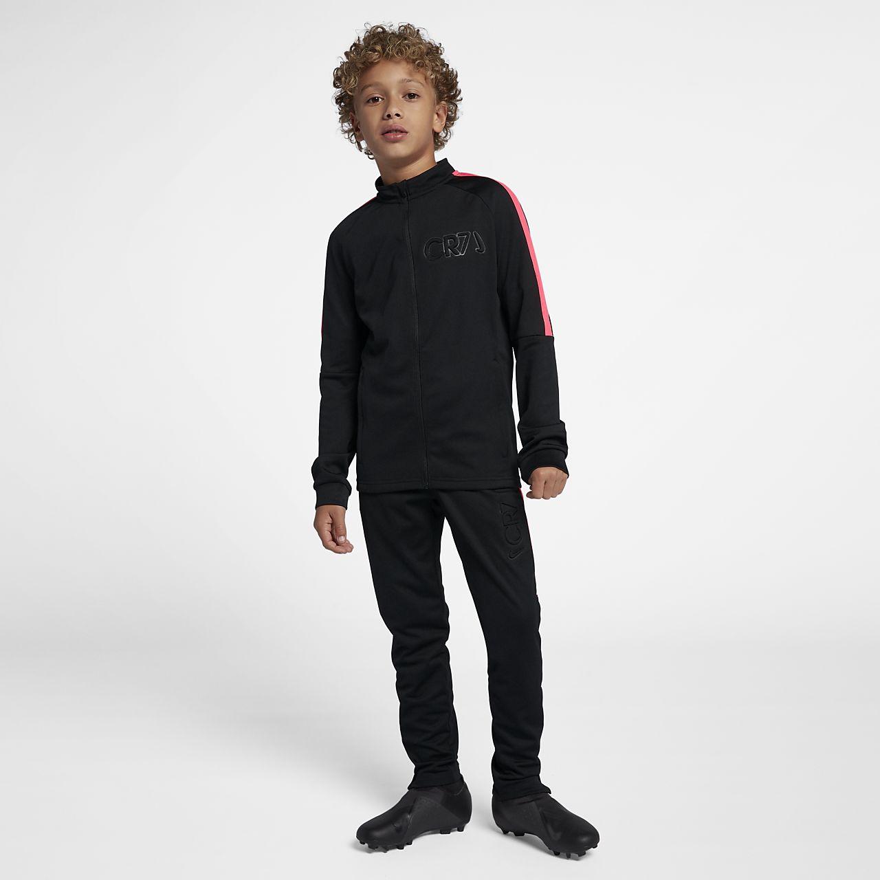 Survetement De Football Nike Dri Fit Cr7 Pour Enfant Plus Age Nike