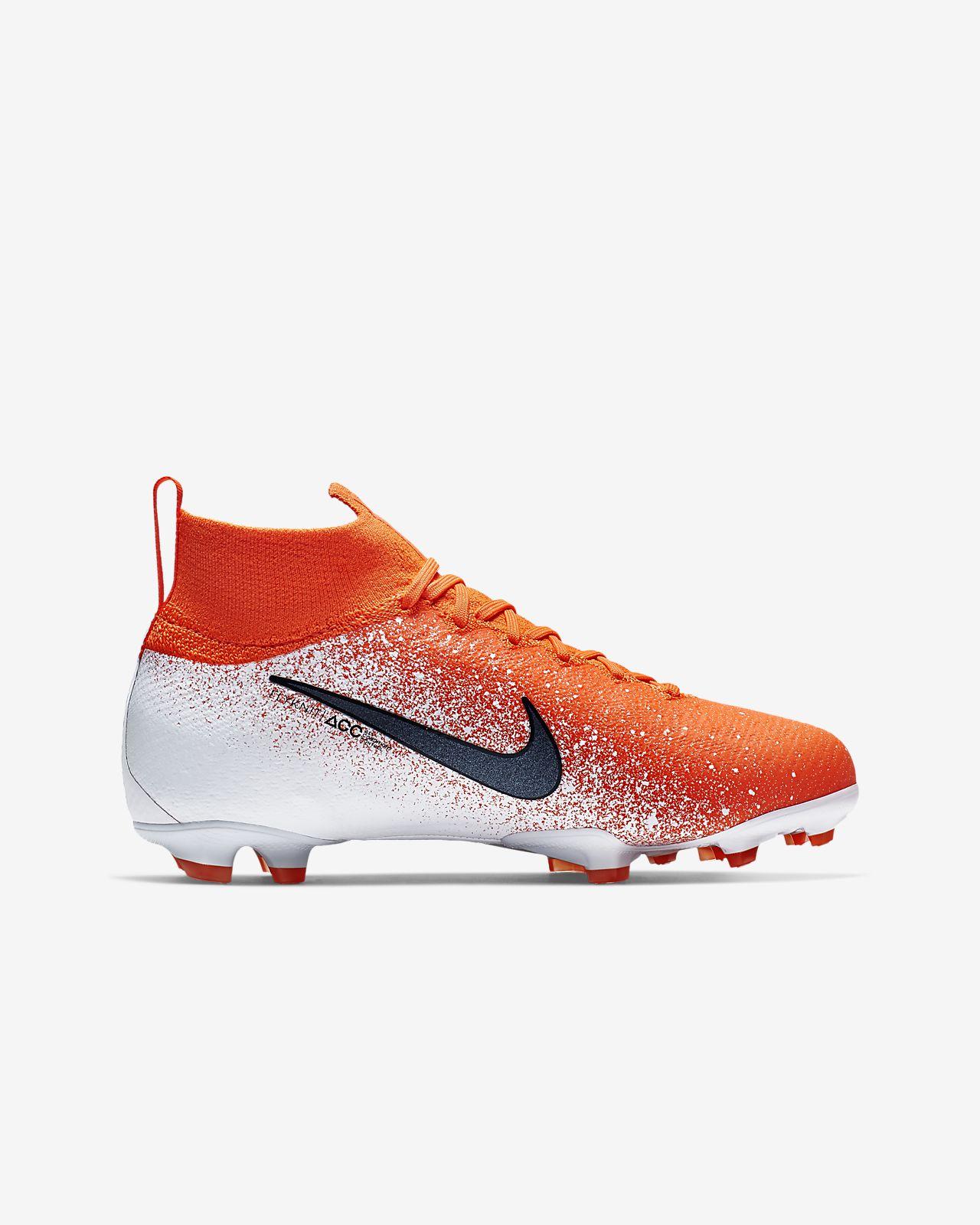 brand new 349c8 0b315 ... Fotbollssko för gräs Nike Jr. Superfly 6 Elite FG för ungdom
