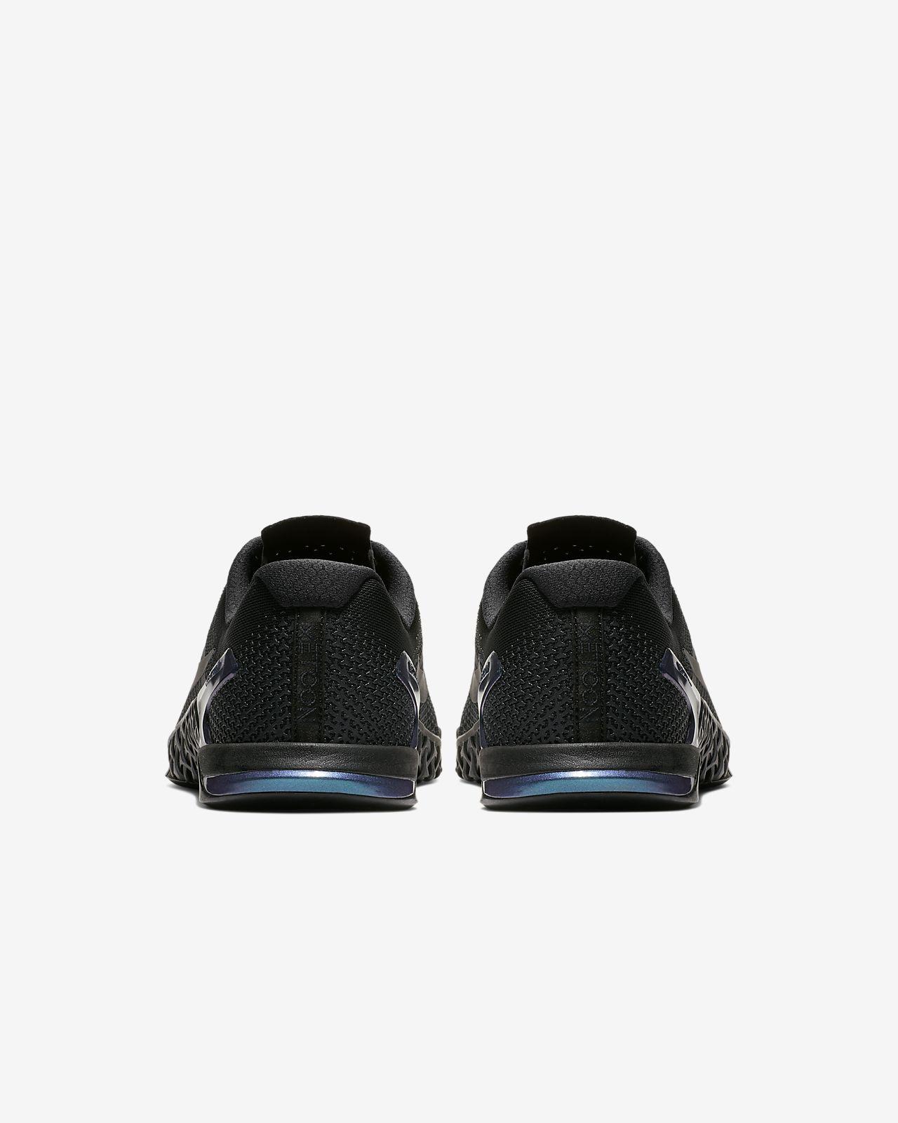 Nike Metcon 4 Premium Cross Training und Gewichtheberschuh für ... Üppiges Design