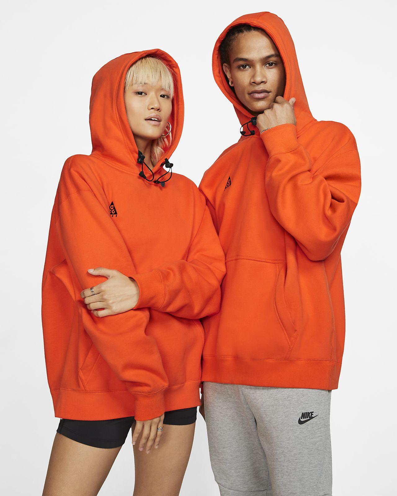 Nike ACG kapucnis, belebújós pulóver