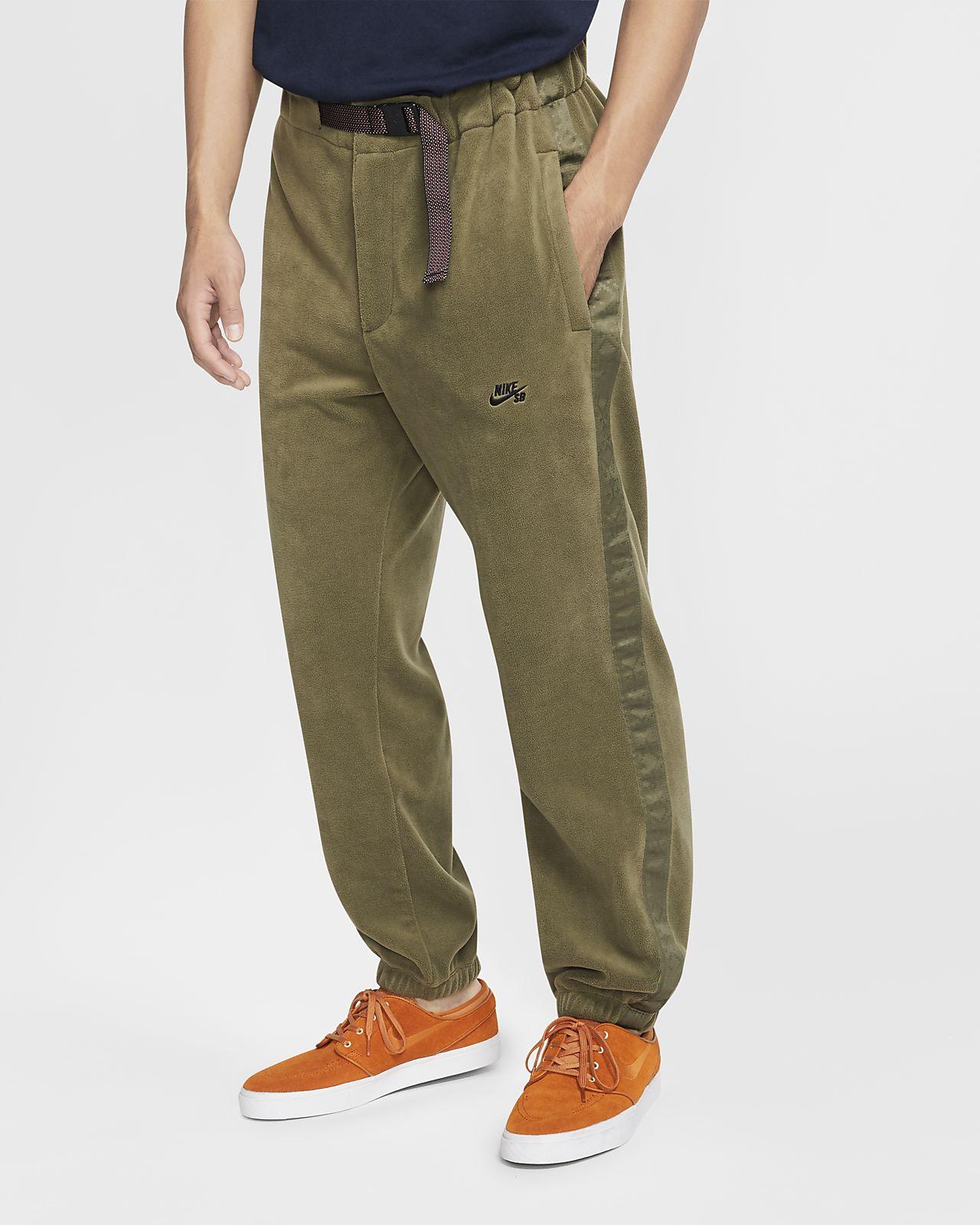 Nike SB-skatebukser i fleece til mænd