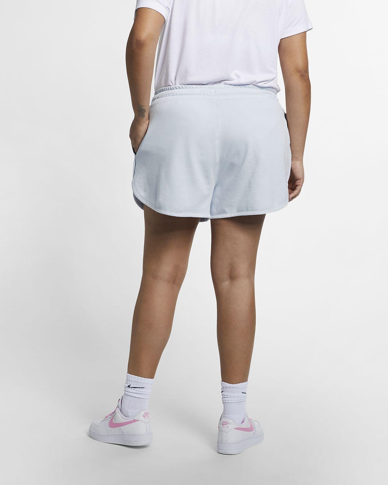 separation shoes f7a6d a4d49 ... Nike Sportswear Women s Shorts (Plus Size)