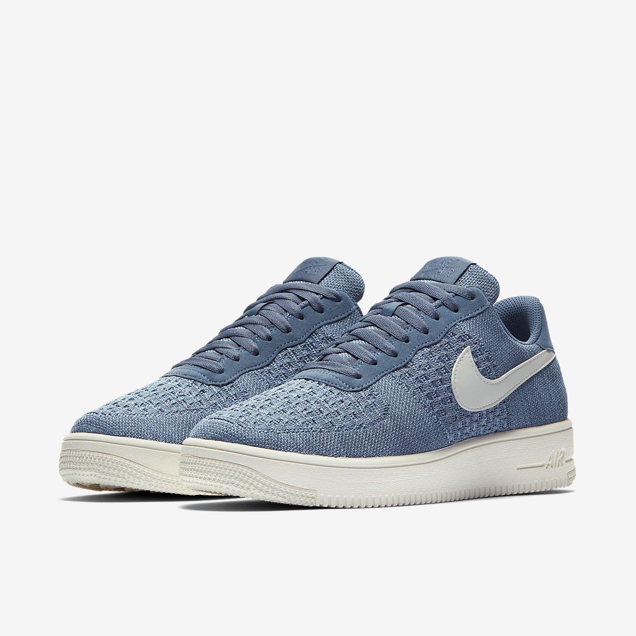nouveau produit ab521 24d9e Nike Air Force 1 Flyknit 2.0 Men's Shoe