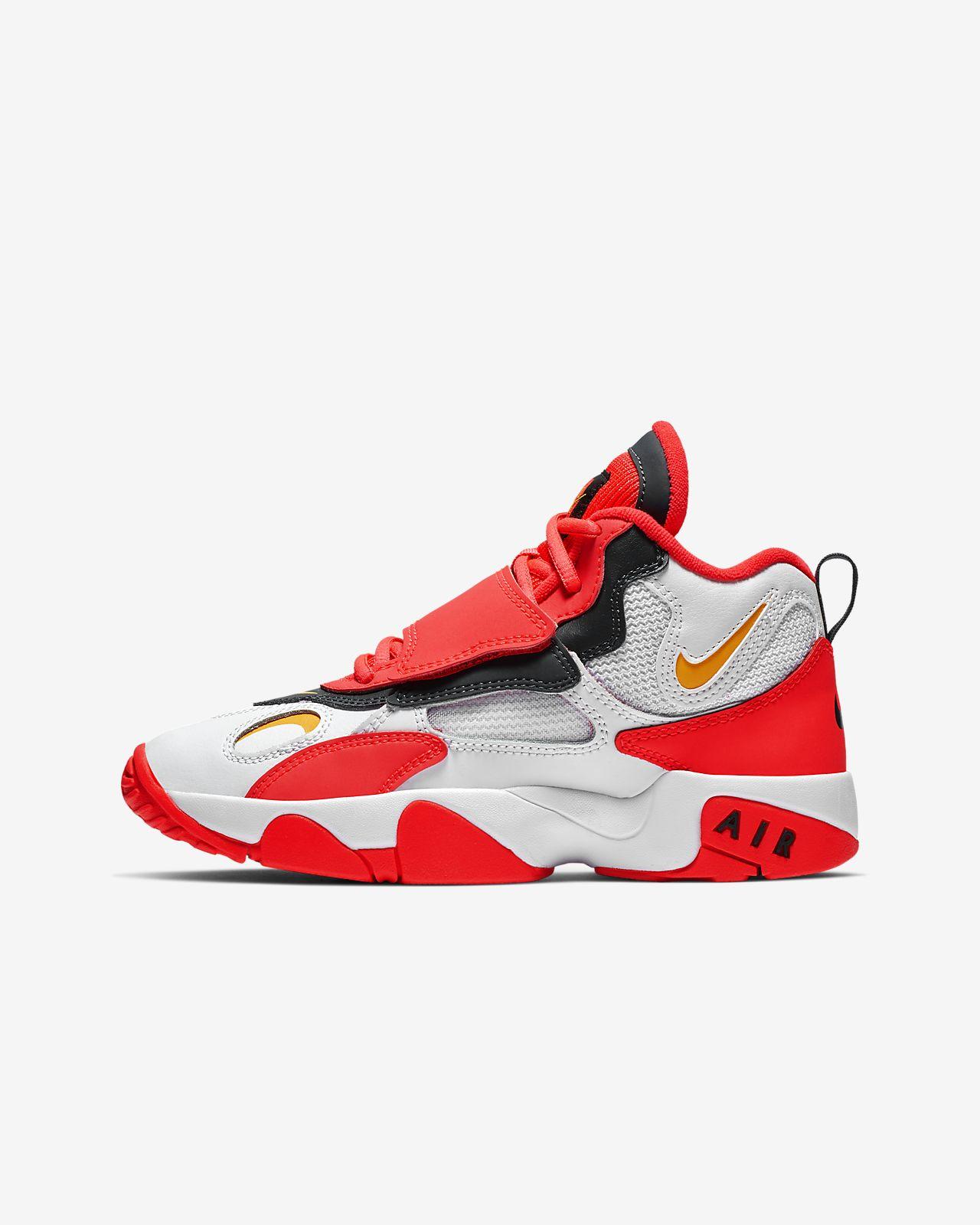 Nike Air Max Speed Turf Big Kids  Shoe. Nike.com 76e24ce79