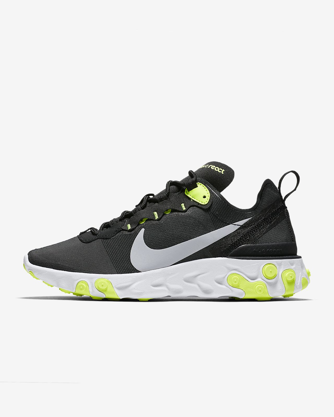 new product f8943 46a60 Nike React Element 55