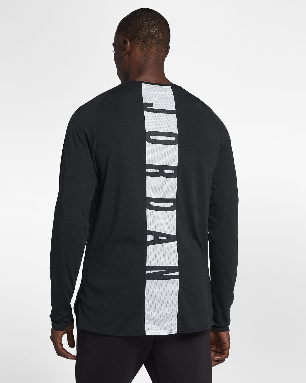 NIKE JORDAN DRI FIT 23 Alpha T Shirt Sport Fitness Herren