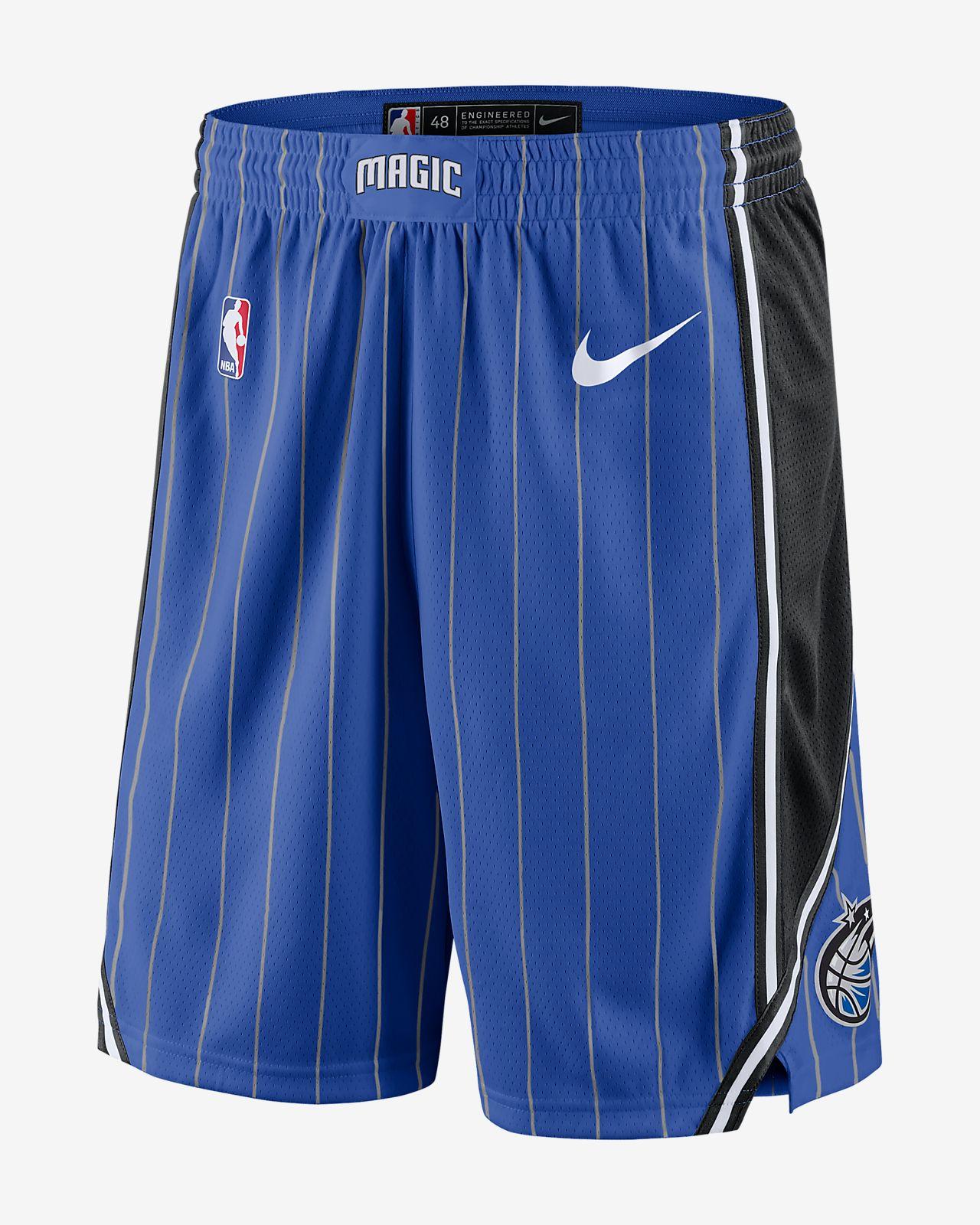 Orlando Magic Icon Edition Swingman Nike NBA Shorts für Herren