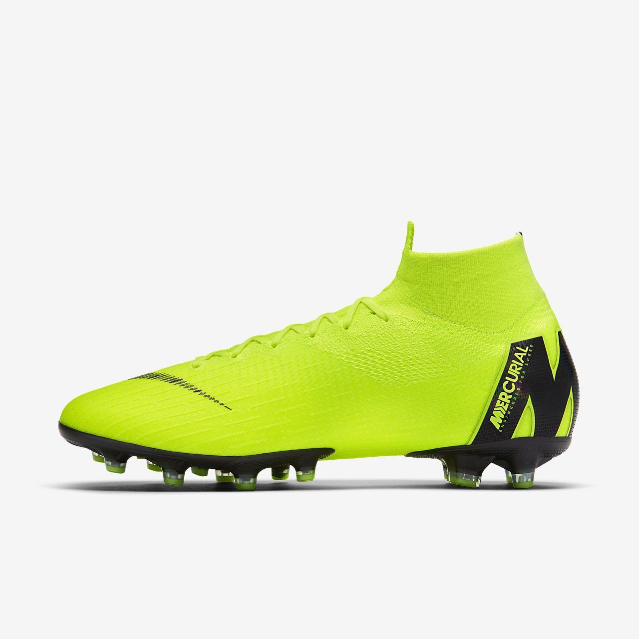 Футбольные бутсы для игры на искусственном газоне Nike Mercurial Superfly 360 Elite AG-PRO