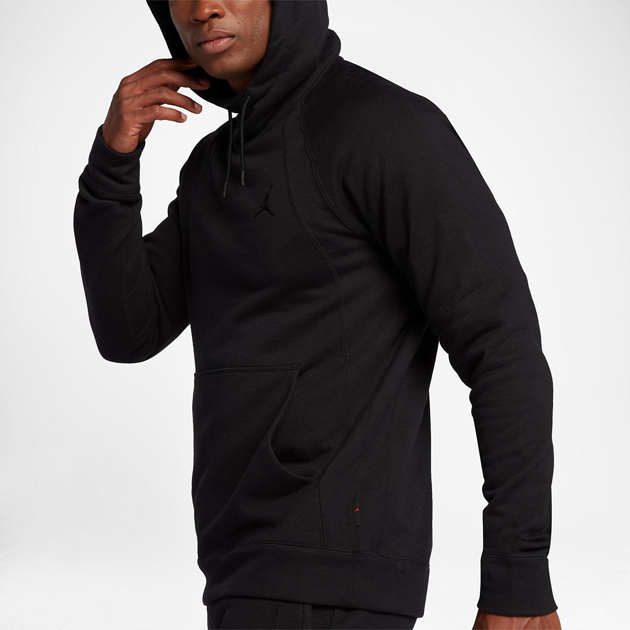 jordan wings men s fleece hoodie nike com gb