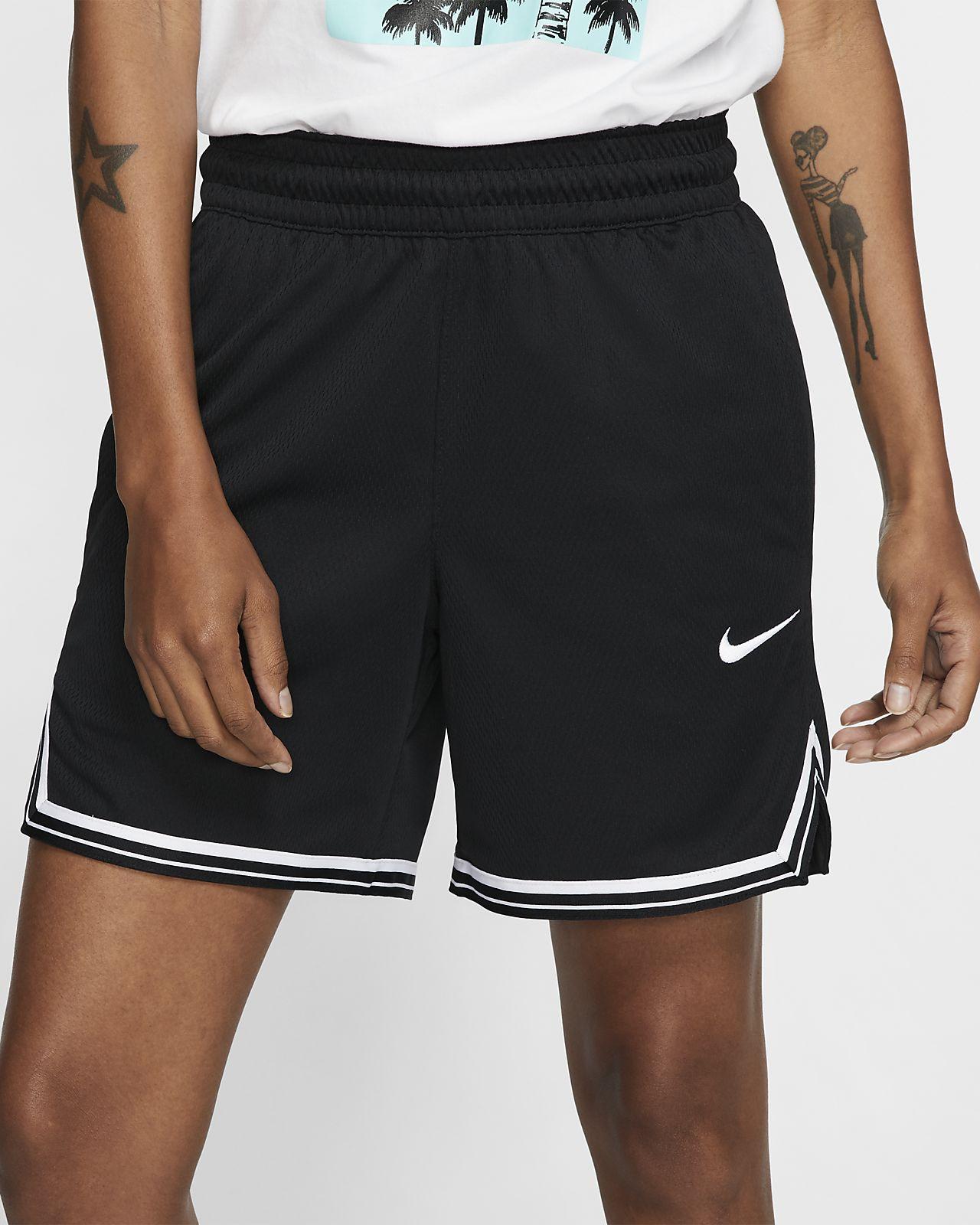Short de basketball Nike pour Femme