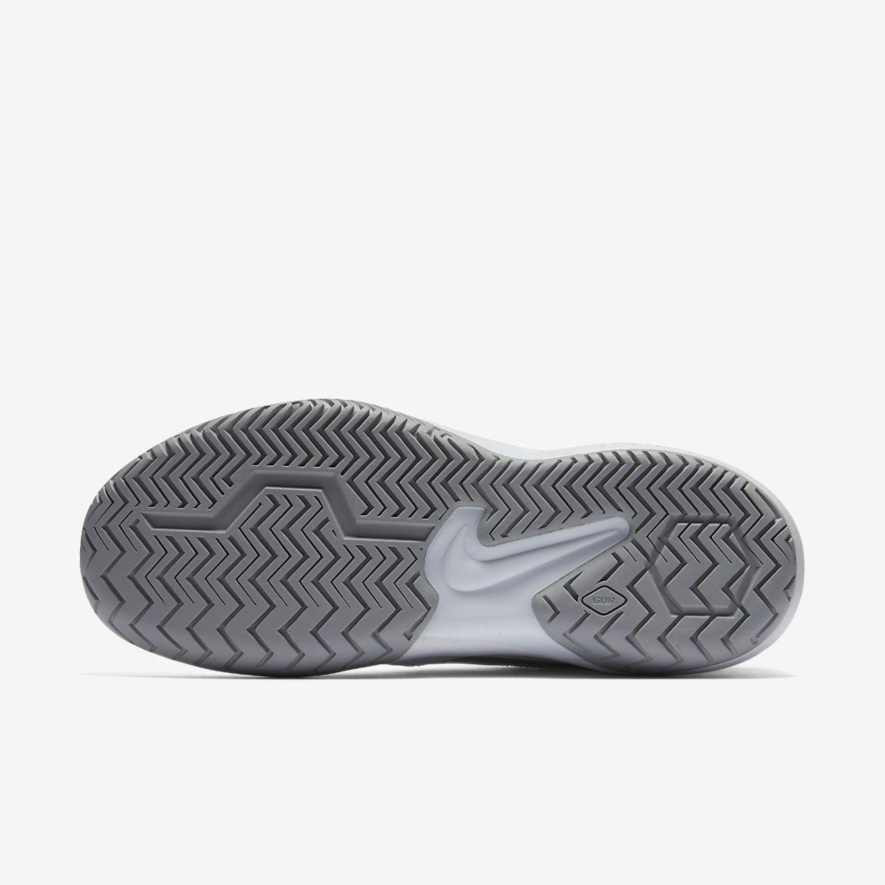 new arrival 9e8a0 c516e Nike Wmns Air Zoom Resistance Court White Women Tennis Shoes Sneakers  918201-101. PieSanto Chaussure Femme ...