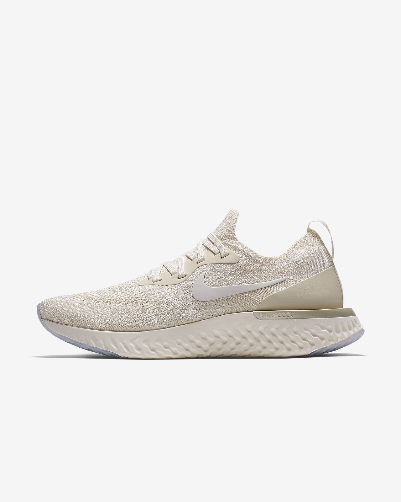 Nike Épique Flyknit W Chaussures Réagissent Baskets Lo Rose Rose P641GSFTu