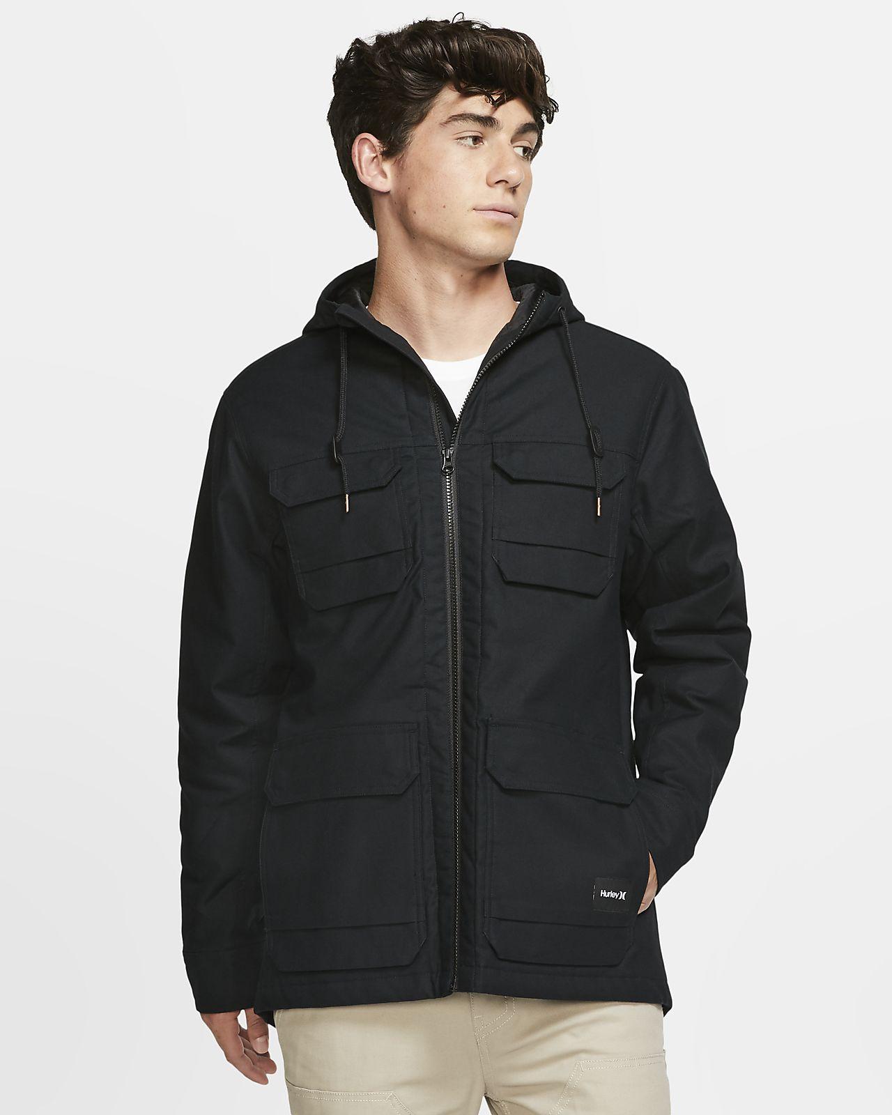 Hurley M65 Storm Cotton™-jakke til mænd