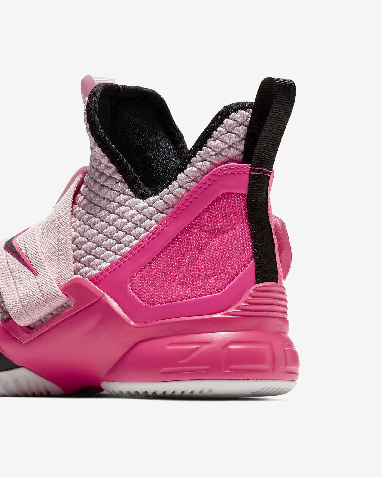 75bd645b8b3c LeBron Soldier XII Big Kids  Basketball Shoe. Nike.com