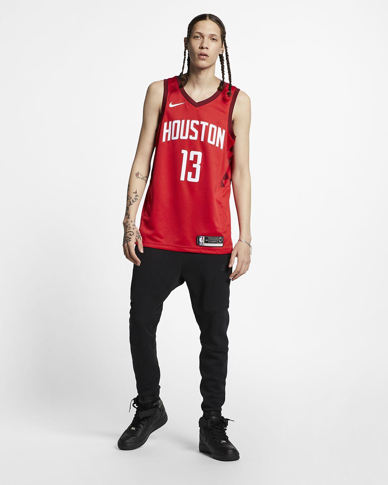 premium selection 5213f 912af ... James Harden Earned City Edition Swingman (Houston Rockets) Men s Nike  NBA Connected Jersey