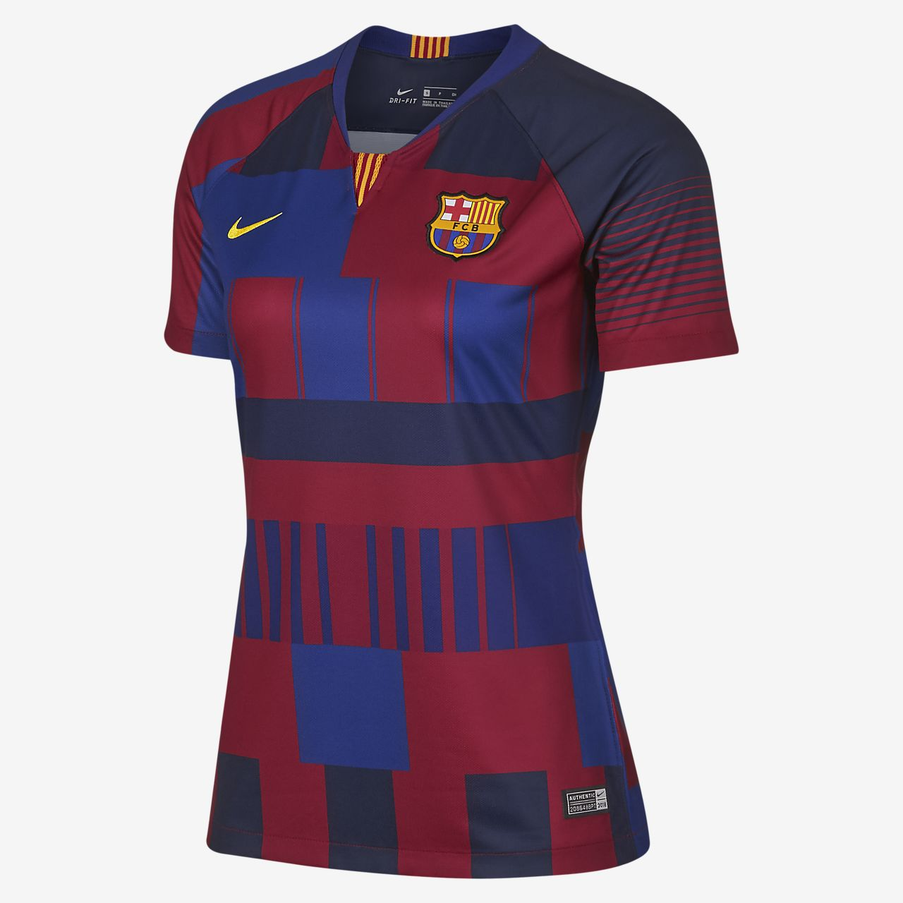 Maillot FC Barcelona 20th Anniversary pour Femme