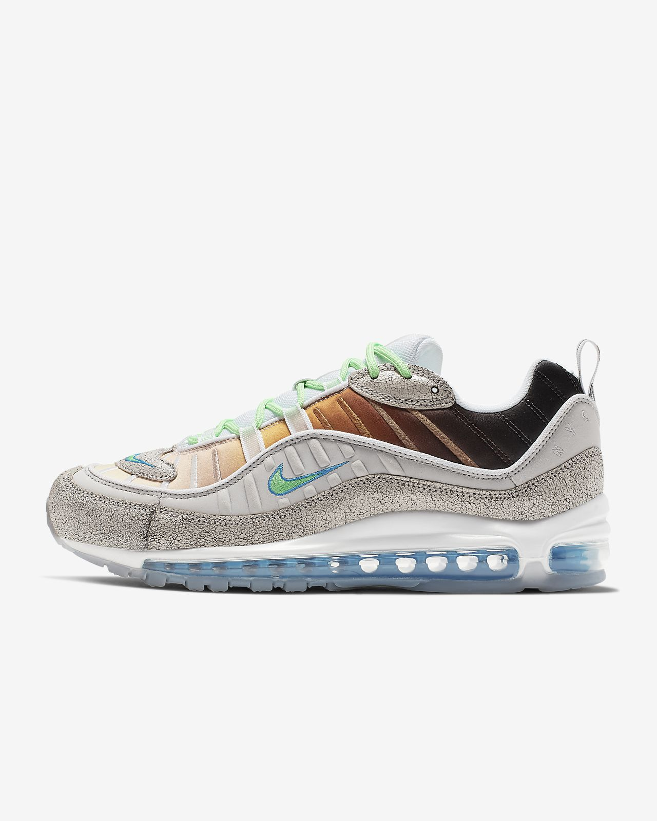 new style 78085 6d216 ... Nike Air Max 98 On Air Gabrielle Serrano Shoe