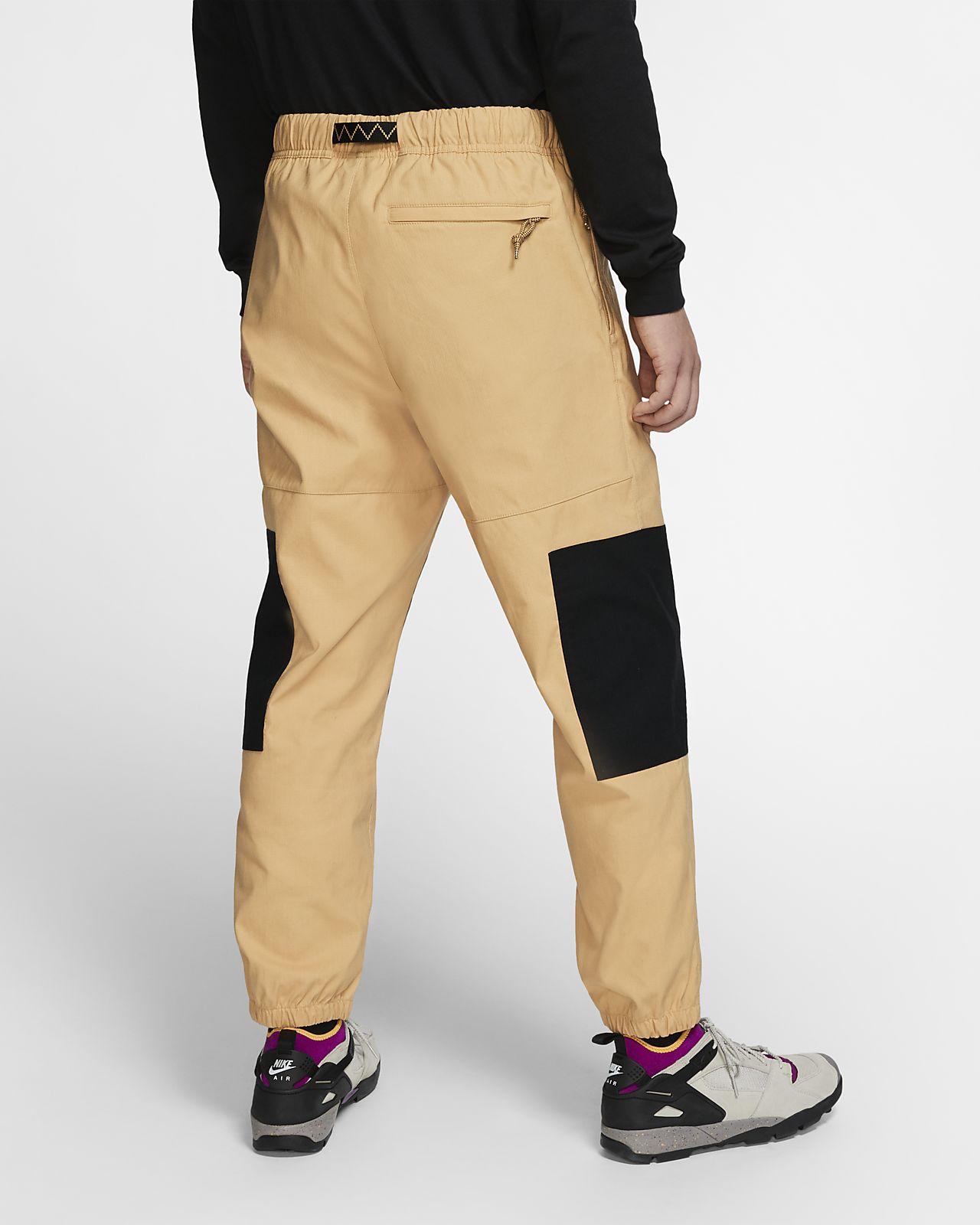 nike pantalon beige