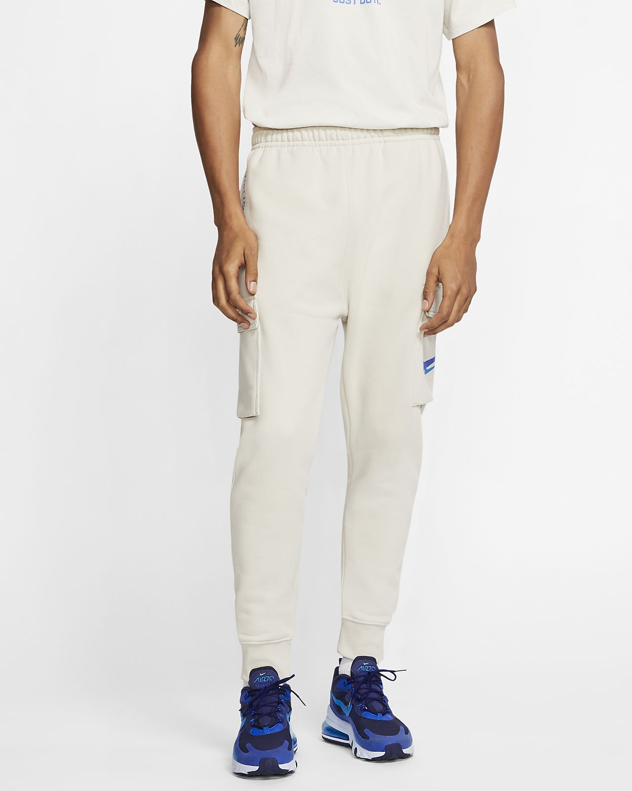 Pantaloni cargo stampati Nike Sportswear Swoosh - Uomo