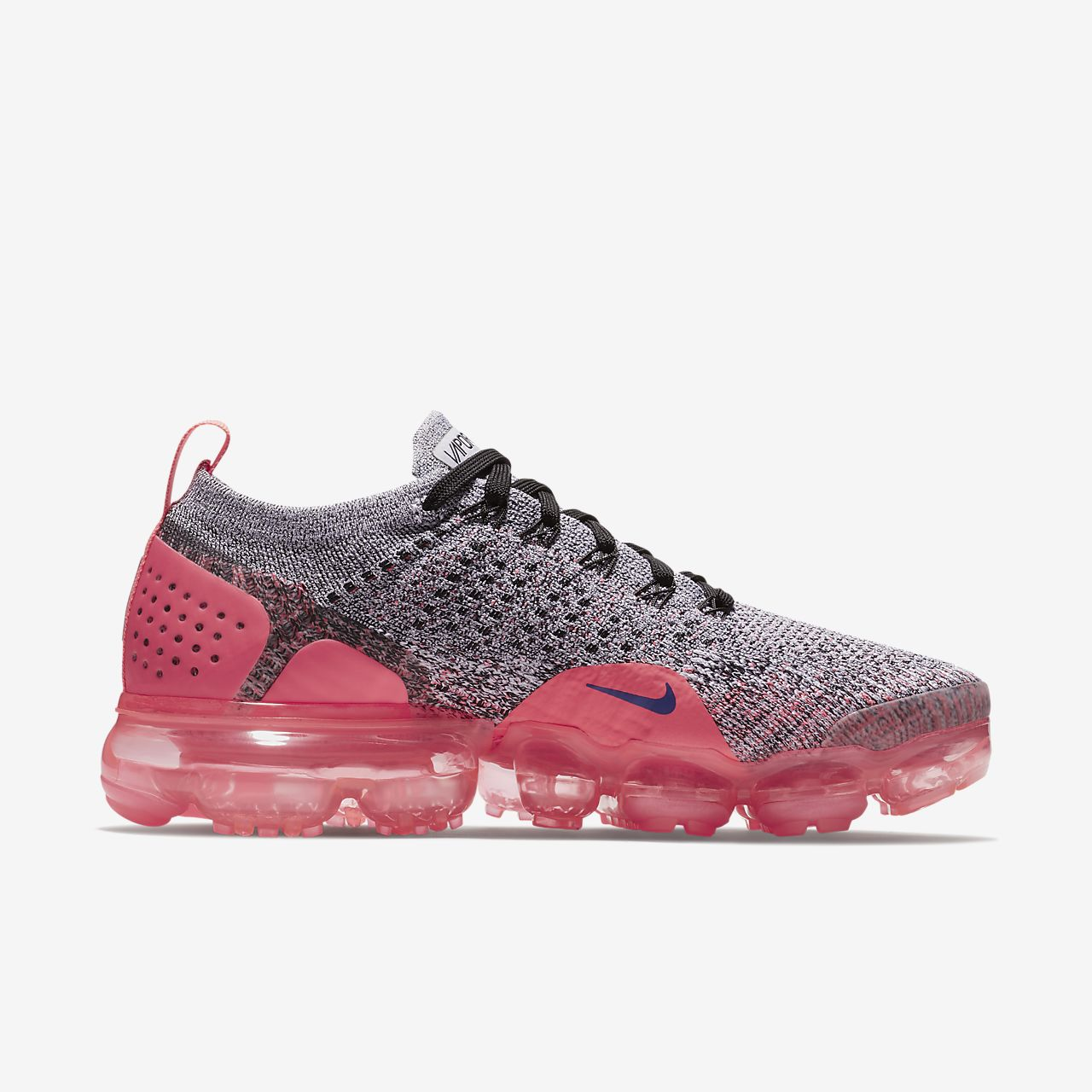 Nike Vapormax Flyknit 2 Roses Blanches