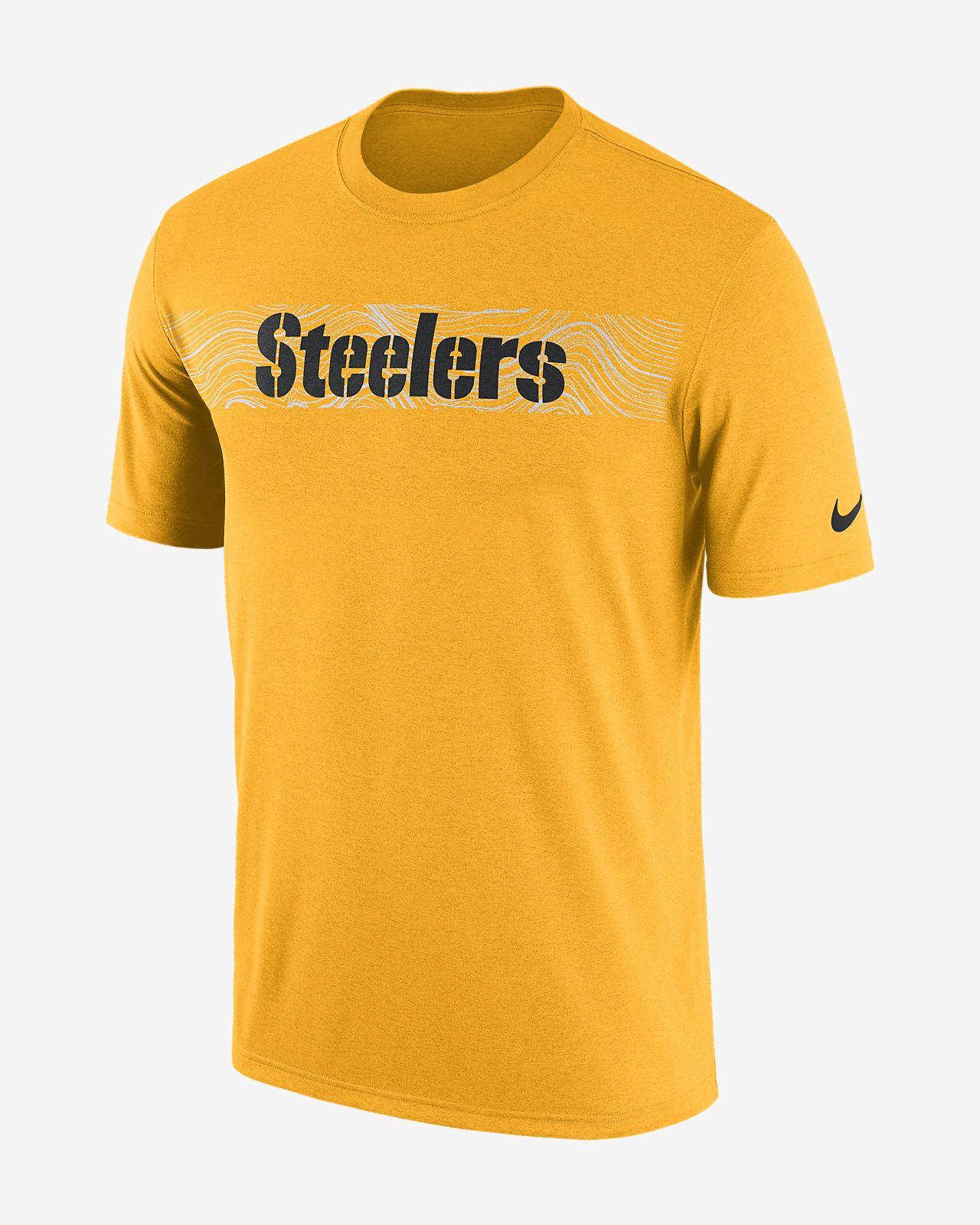 Nike Dri-FIT Legend Seismic (NFL Steelers) Men s T-Shirt. Nike.com GB 942697aca