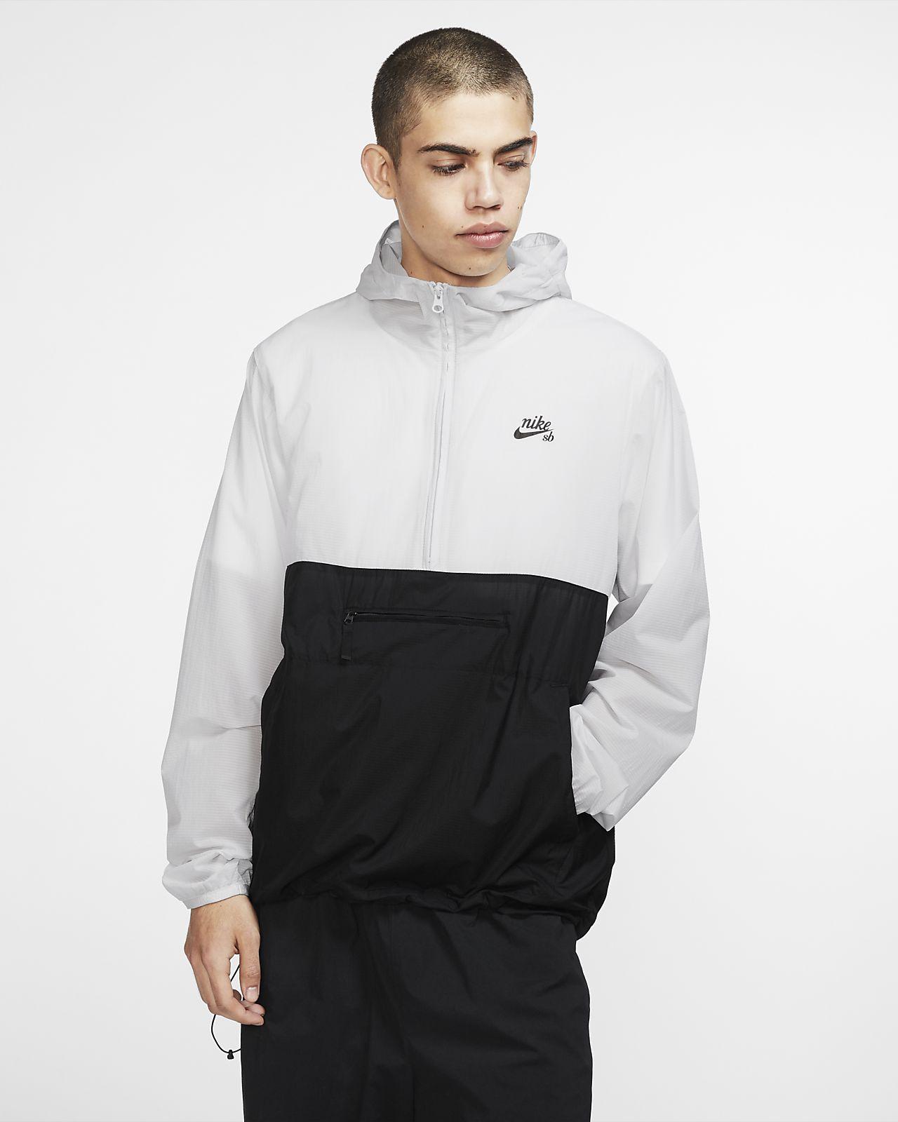 Nike SB-skateranorakjakke