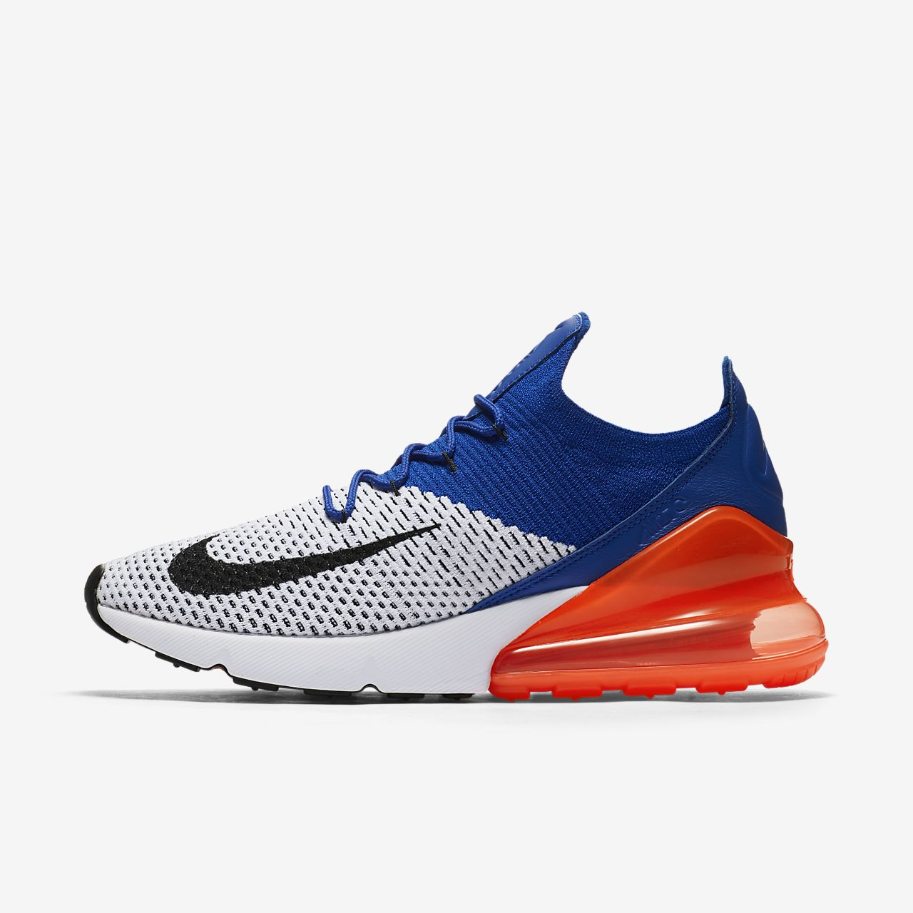 competitive price 74af5 e7018 nike air max 270 flyknit uomo rosse