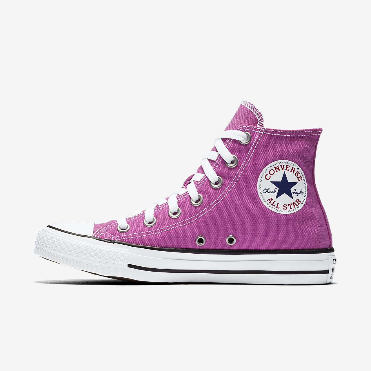 7534a5afe4374 Converse Chuck Taylor All Star Seasonal High Top Unisex Shoe. Nike.com