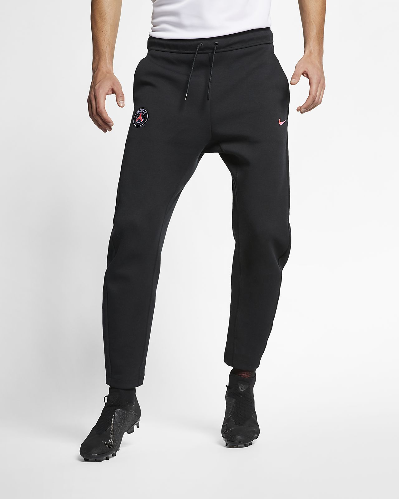 Paris Saint-Germain Tech Fleece Pantalons - Home