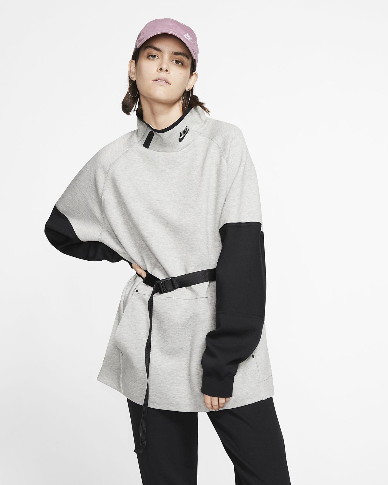 Nike Sportswear Tech Fleece Women's Mock Neck Dress