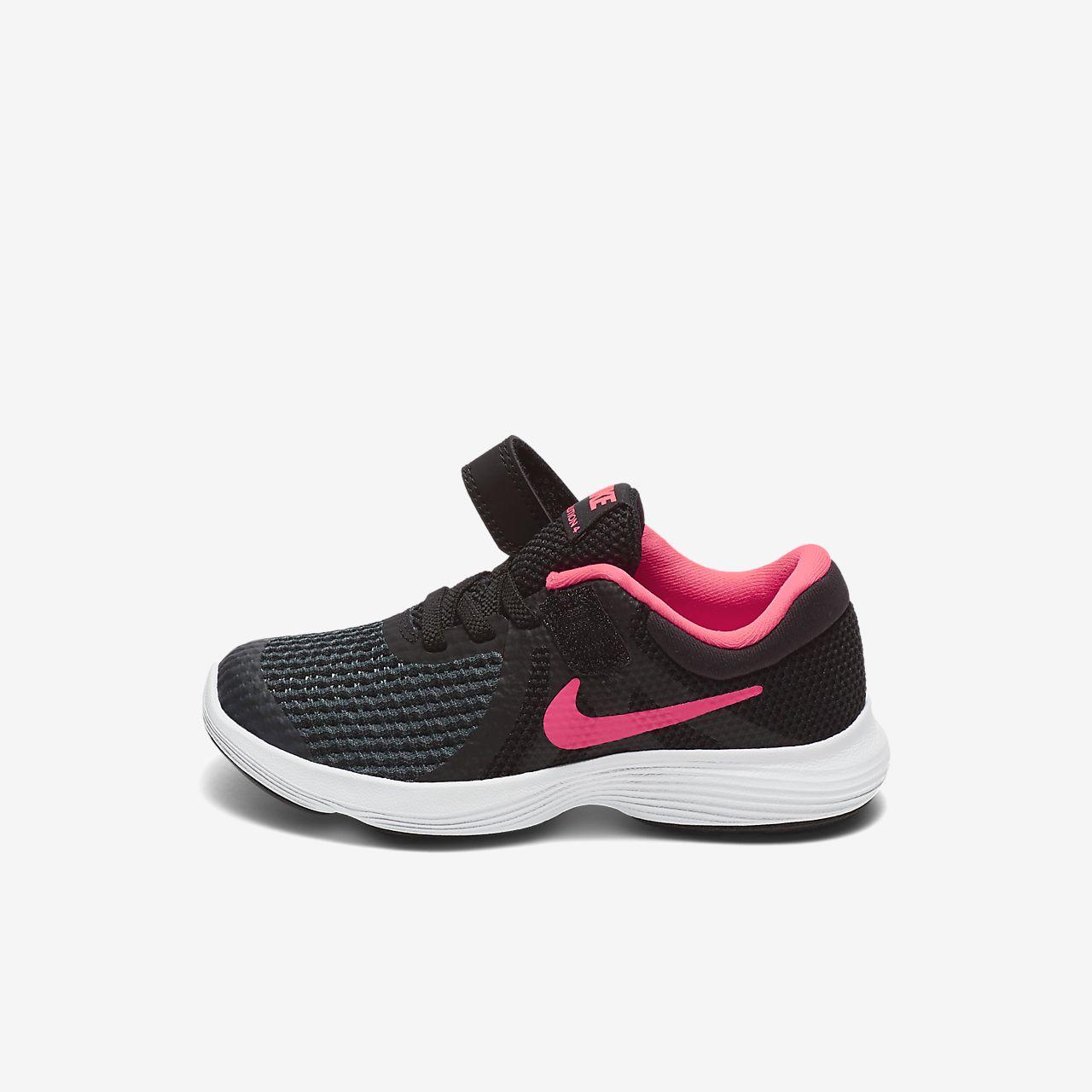 Nike Revolution 4 Schuh für jüngere Kinder - Schwarz lL3Qxq0zwG