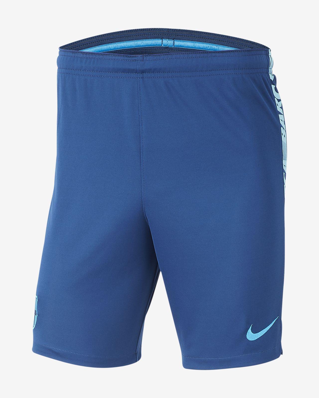 FC Barcelona Dri-FIT Squad Men s Football Shorts. Nike.com NZ 940af1833