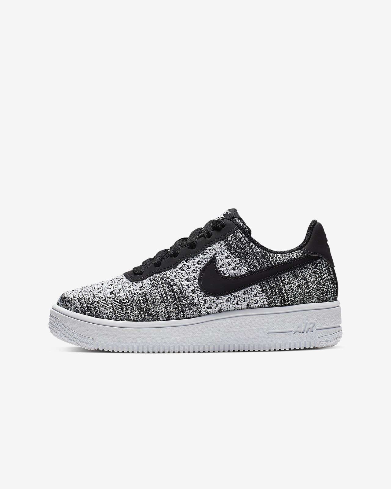 Nike Air Force 1 Flyknit 2.0 YoungerOlder Kids' Shoe