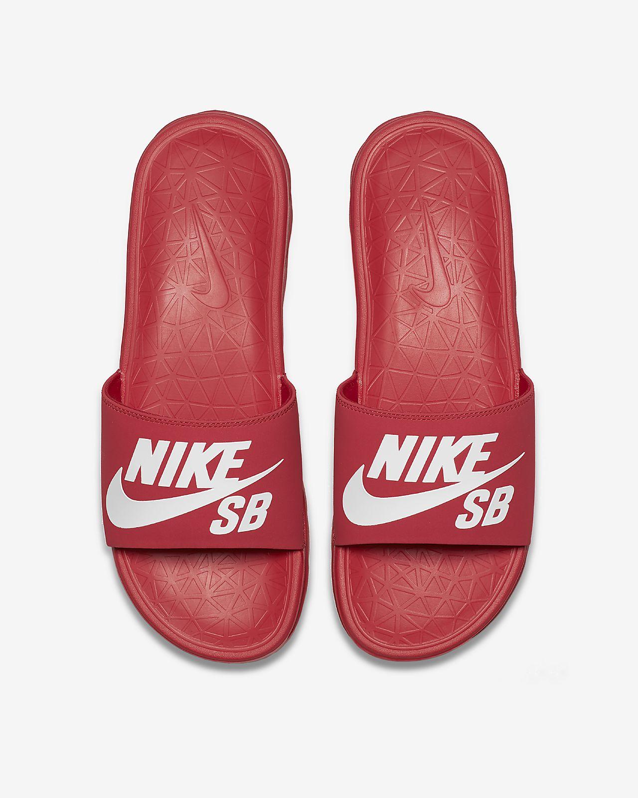 2b7bc91ecd4a4 Nike SB Benassi Solarsoft Men s Slide . Nike.com