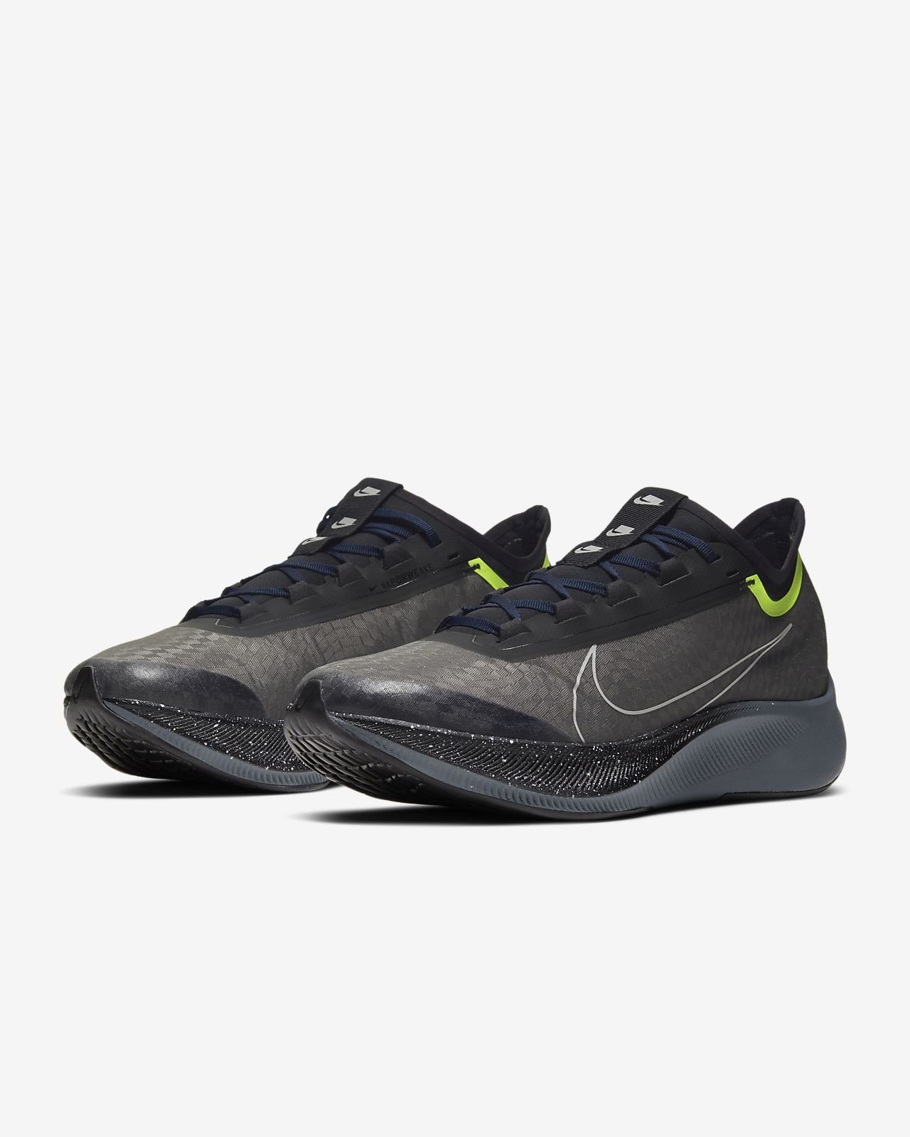 Nike Zoom Fly 3 Premium Scarpe da Running Uomo Black