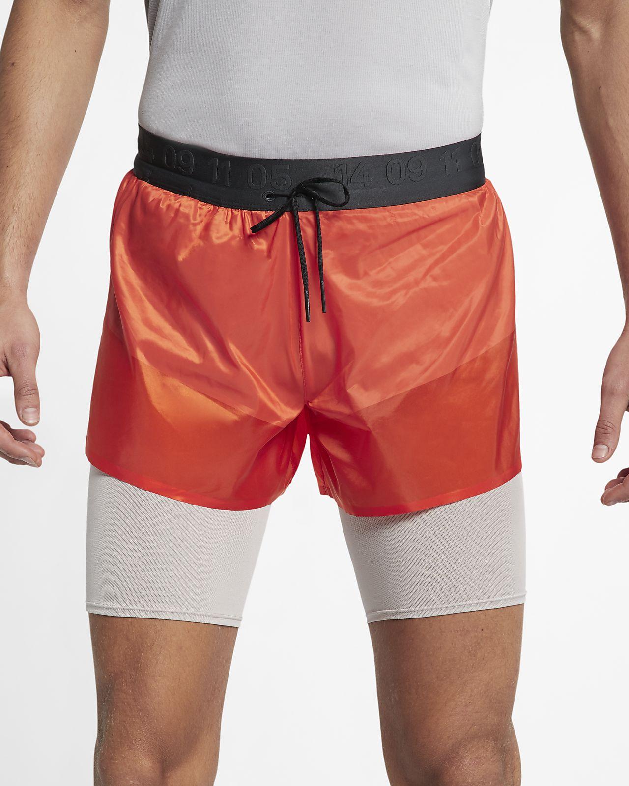 Pánské běžecké kraťasy Nike Tech Pack 2 v 1