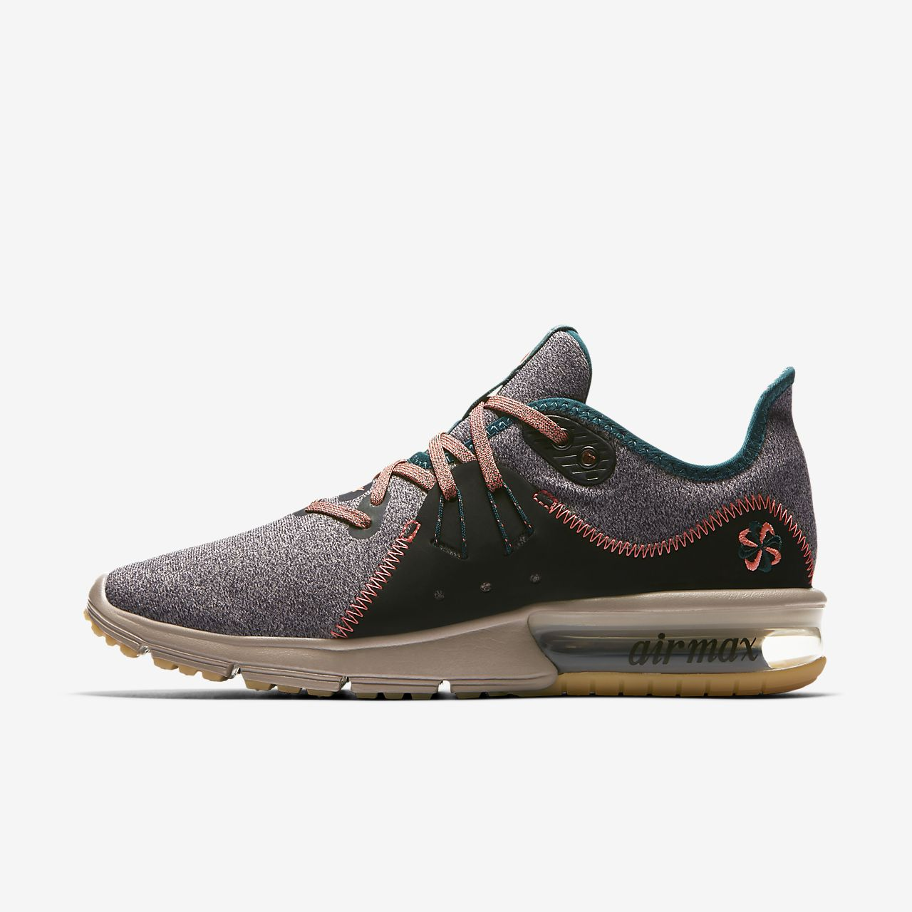 sports shoes e6f80 26473 ... new zealand nike air max sequent 3 premium v hardloopschoen voor dames  6d090 c46df