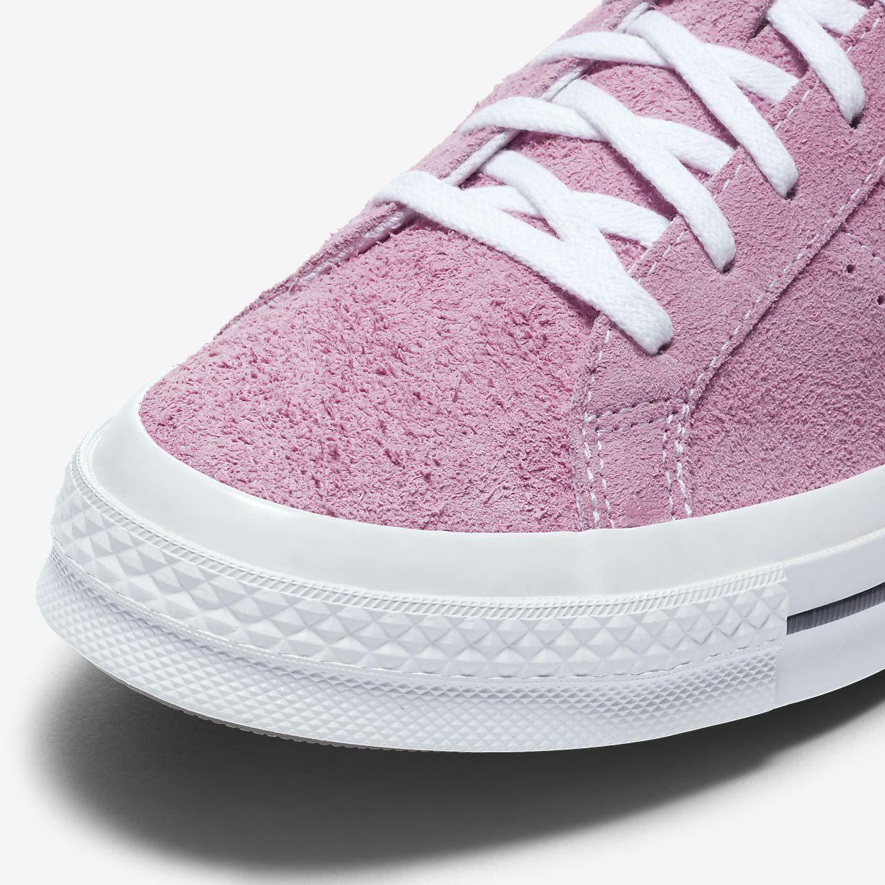 ... Converse One Star Premium Suede Low Top Men's Shoe
