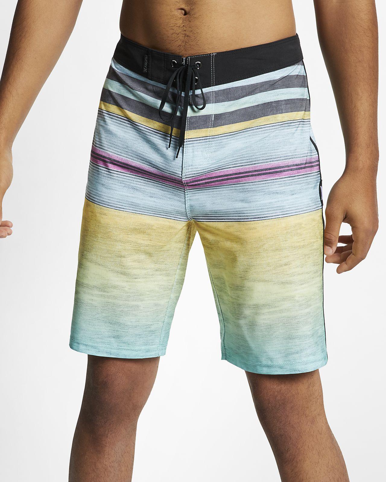 """Hurley Phantom Chalet Men's 20"""" Board Shorts"""