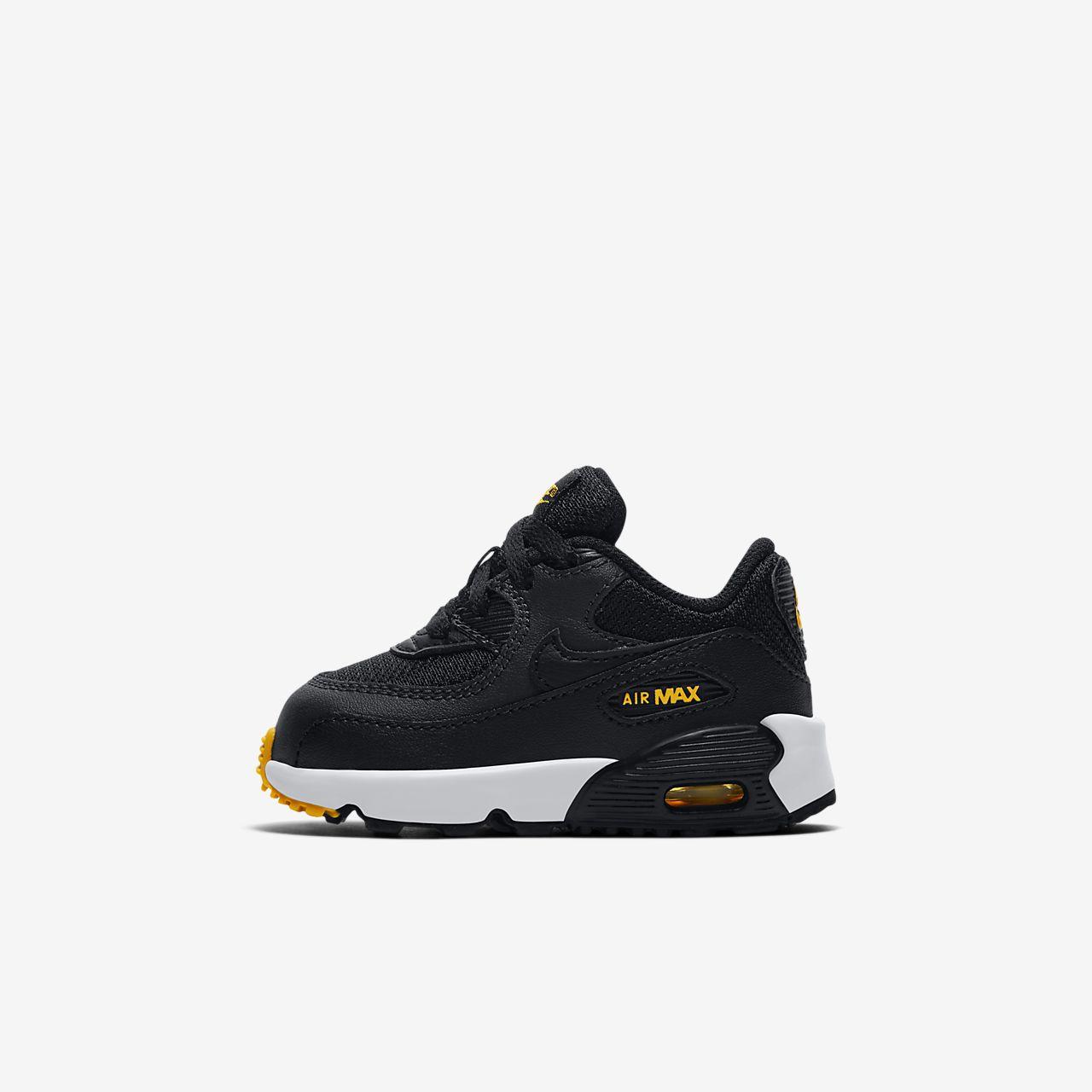 factory authentic e6ff6 da8ee ... Chaussure Nike Air Max 90 Mesh pour Bébé Petit enfant (17-27)