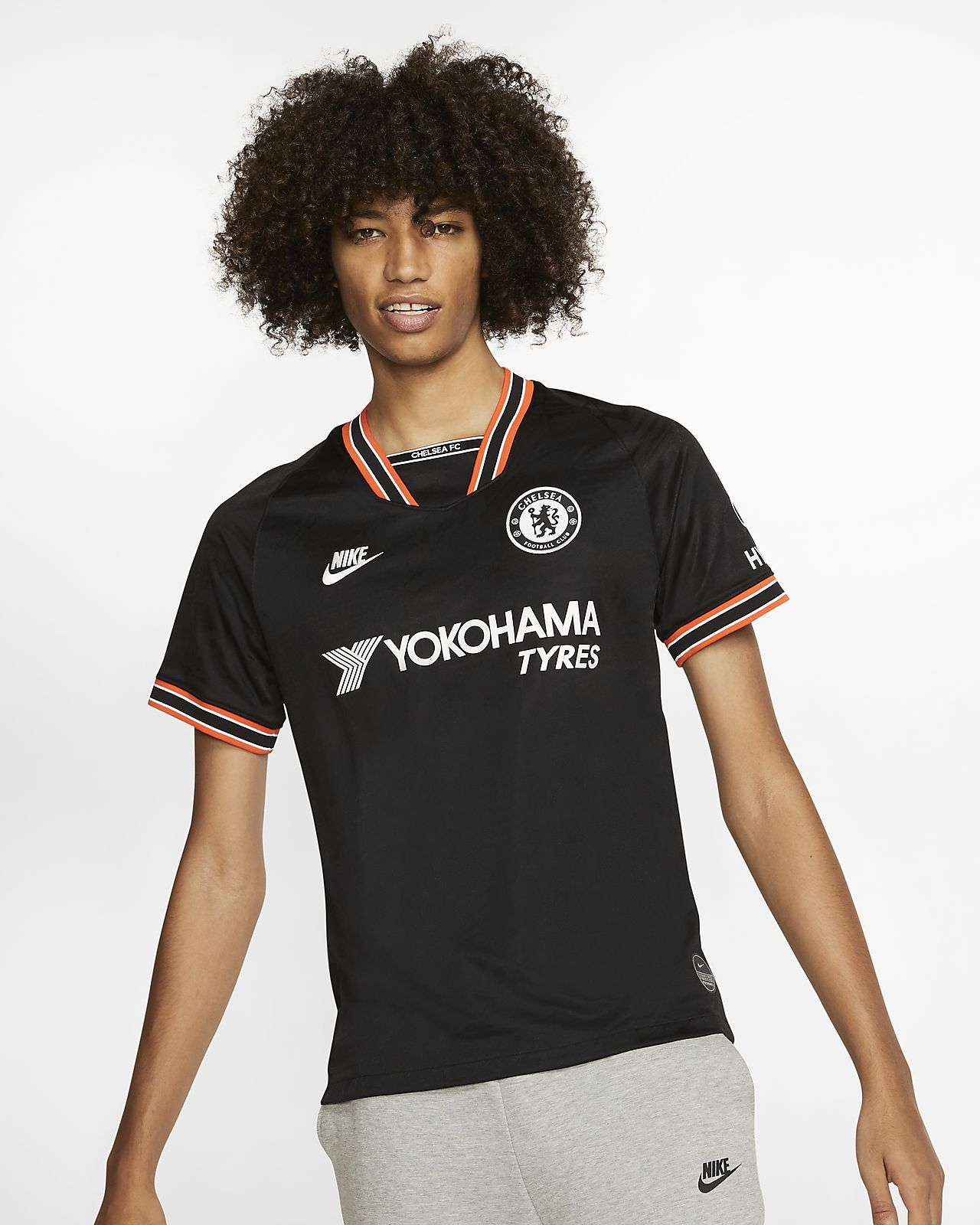 promo code 8a7a3 51aba Chelsea FC 2019/20 Stadium Third Men's Soccer Jersey