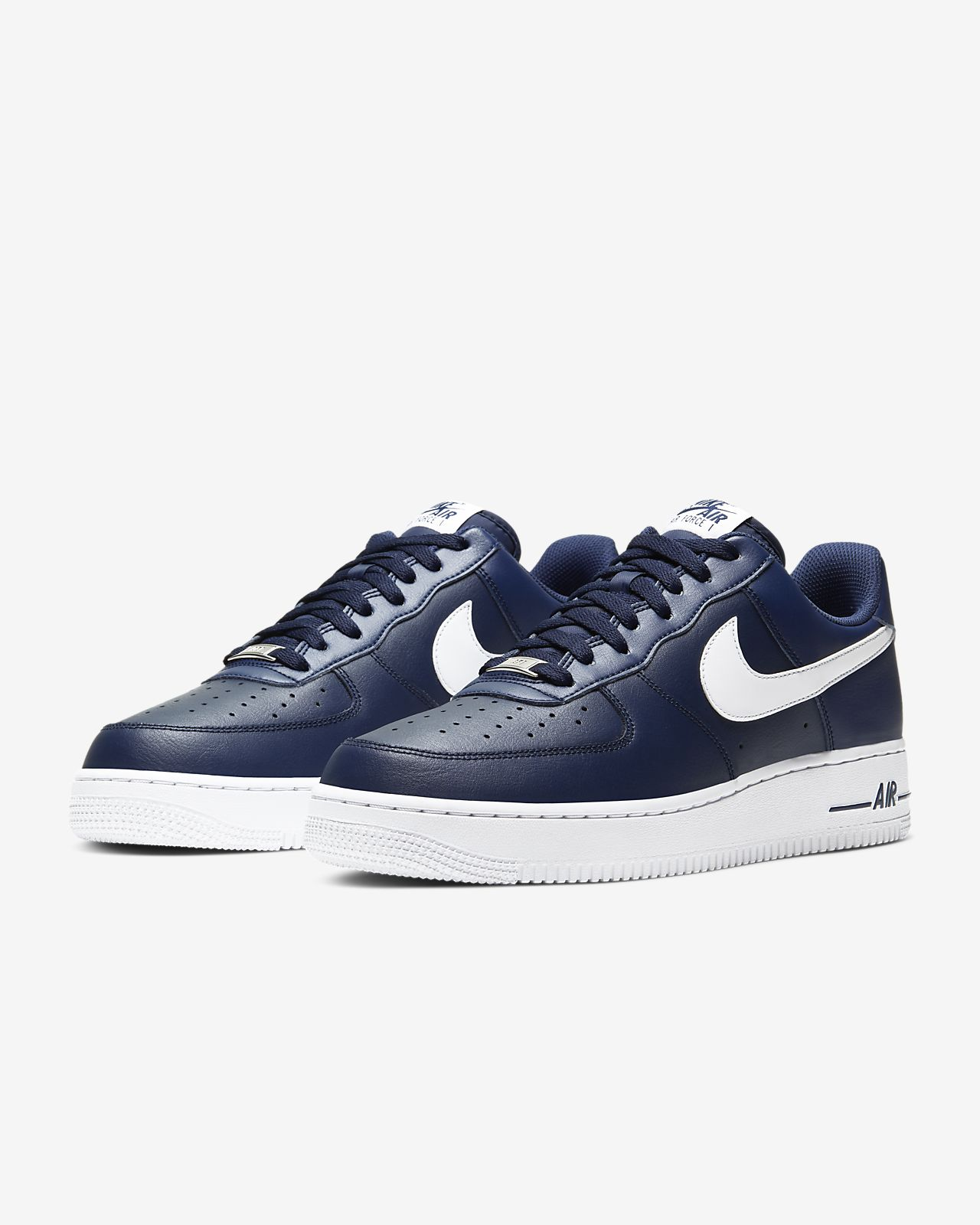 nike air force 1 bleu
