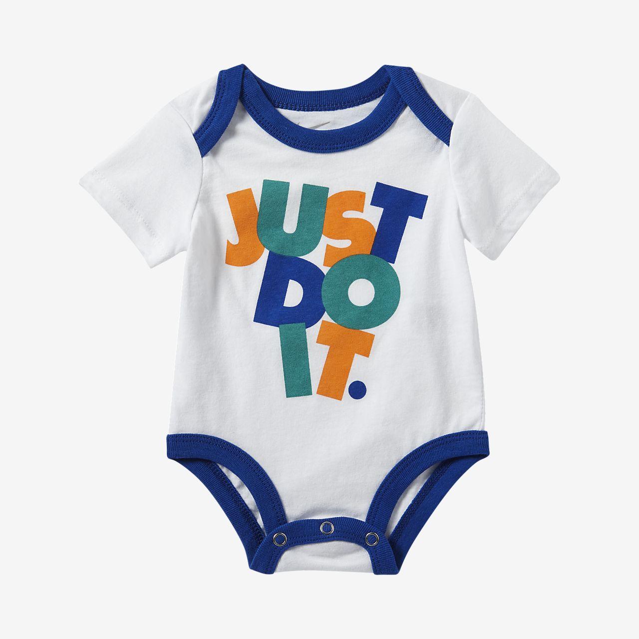 Body JDI Nike pro kojence a batolata