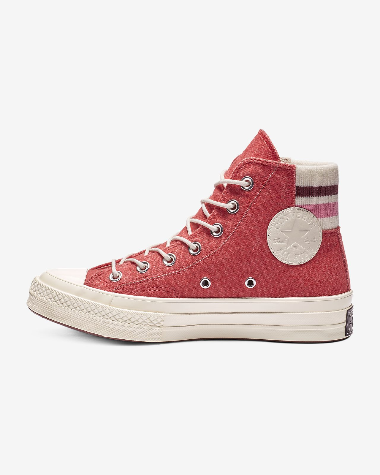 Converse Chuck 70 Retro Stripe High Top Unisex Shoe